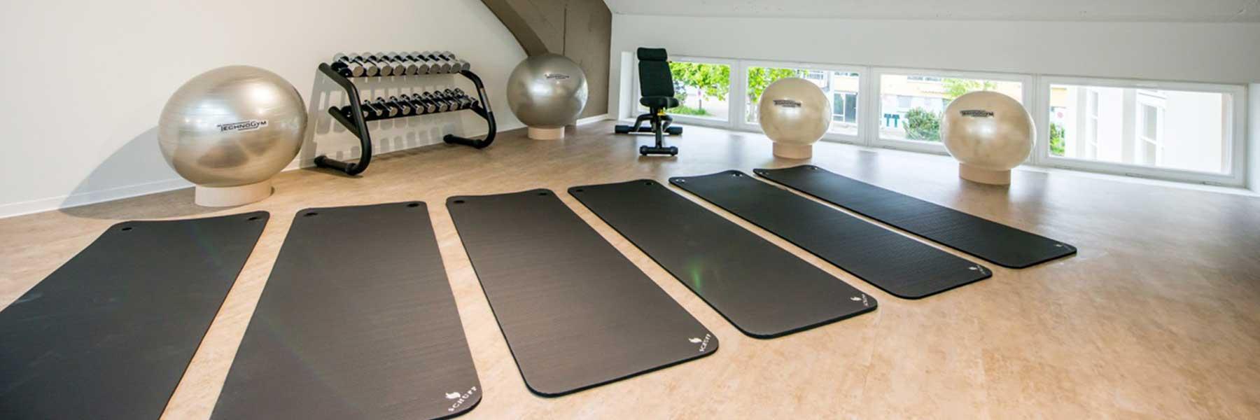 In unserem Trainingszentrum fokussieren wir uns auf die gezielte Förderung Ihrer körperlichen und mentalen Gesundheit